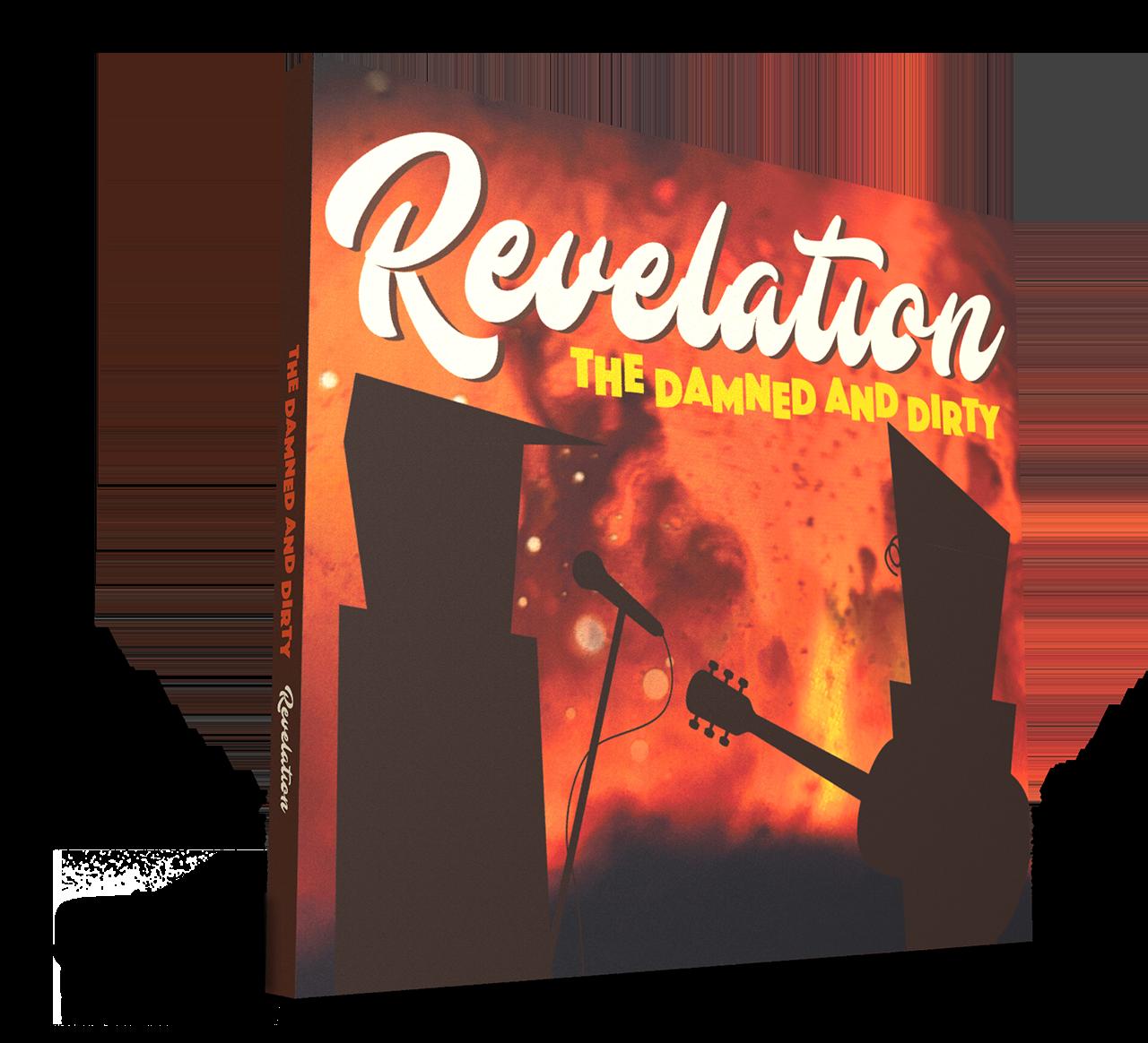 Nieuwe EP Revelation